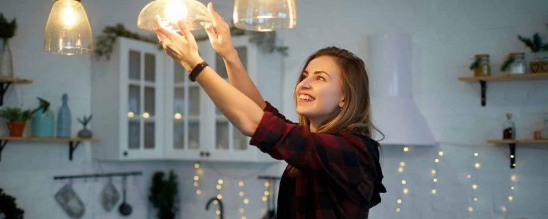 Como escolher iluminação da casa Monte e Cia